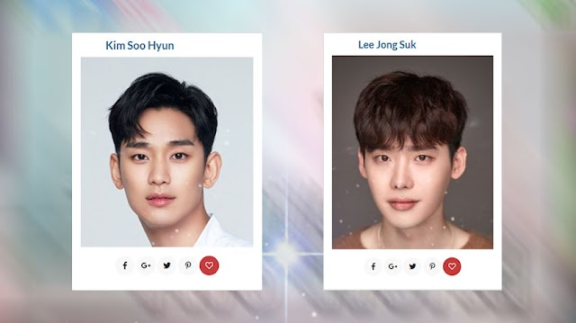 The History of Amazing Actor Lee Jong Suk and  Kim Soo Hyun | Review in 2021