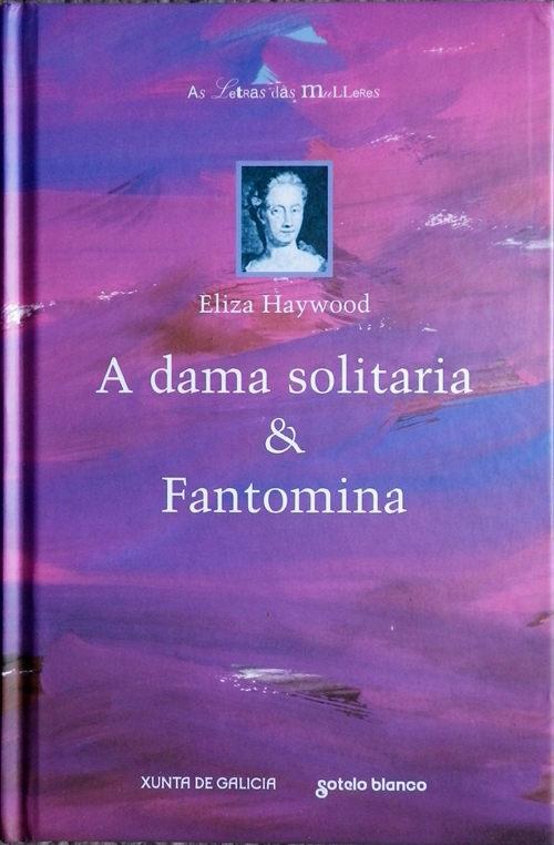 fantomina by eliza haywood The representation of gender in eliza haywood's 'fantomina' - bastian  immanuel wefes - term paper - english language and literature studies -  literature.