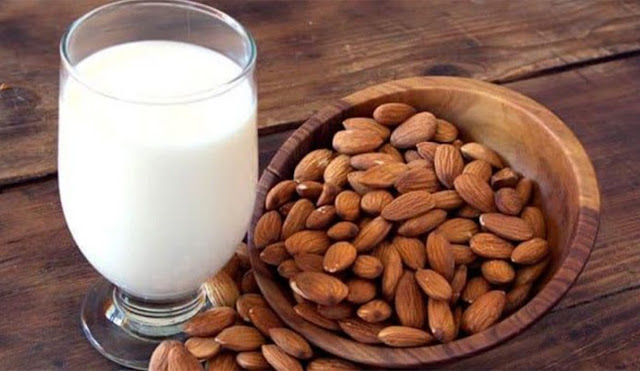 How to make almond milk at home with easy steps