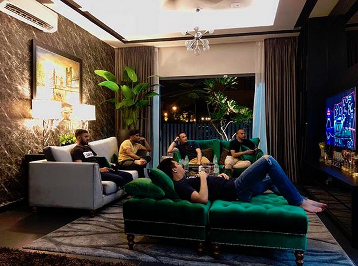 7 Gambar Deko Ruang Dalaman Mengagumkan Rumah Jep Sepahtu Sari Yanti
