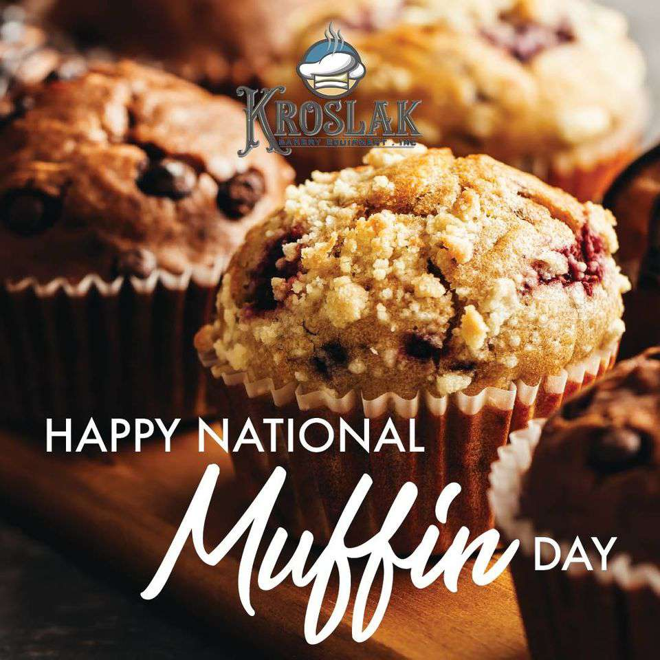 National Muffin Day Wishes Photos