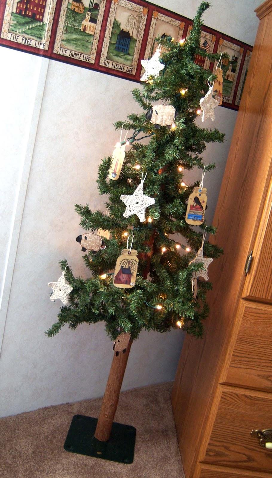 Shoregirl S Creations Primitive Ornaments
