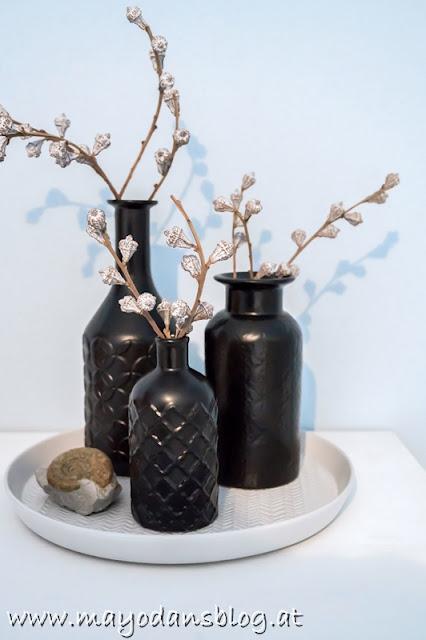 Blumenvasen Dekoration