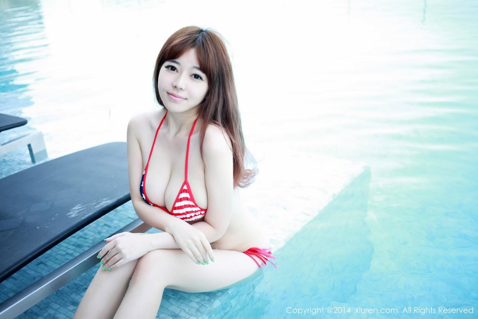 0043 - Naked Girl XIUREN NO.262 FAYE