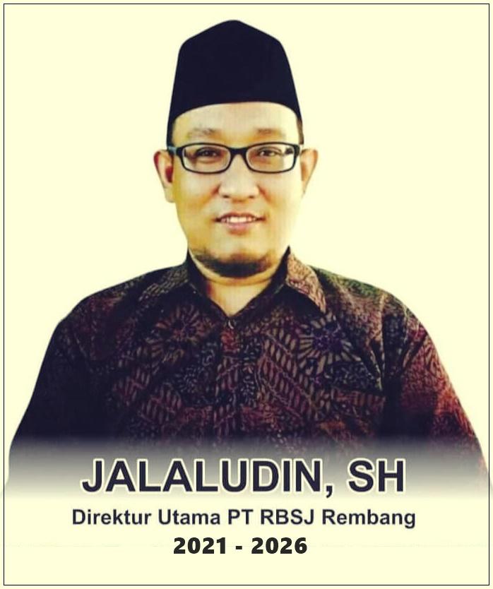 Jalaludin, S.H.