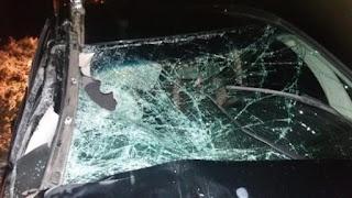 Ex-deputado Leonardo Gadelha sofre acidente na BR-230