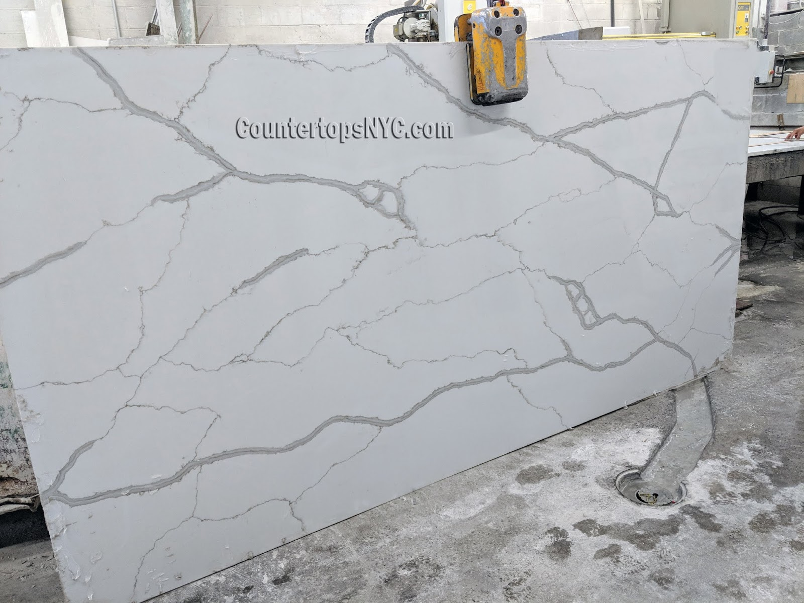 White Quartz Countertops Countertops Nyc