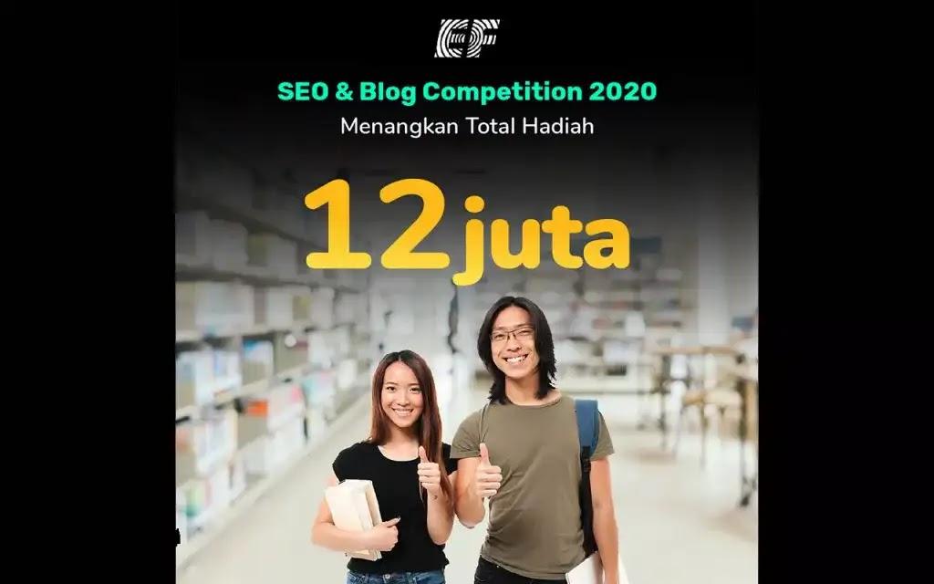 Kontes SEO dari EF Adults – SEO Competition 2020