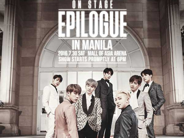 BTS on Stage: Epilogue in Manila Concert
