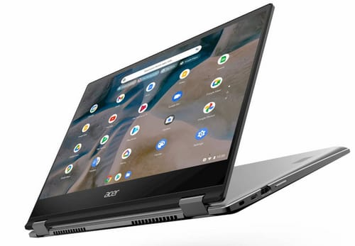 Acer launches Chromebook Spin 514