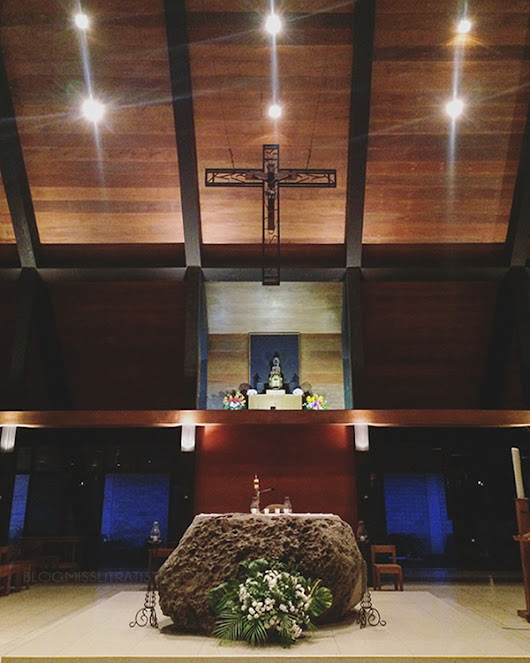 Modern-Day Seclusion at the Monastery of the Transfiguration, Bukidnon