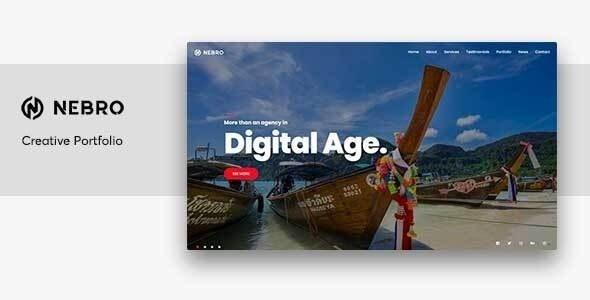 Best Digital and Marketing OnePage Joomla Template