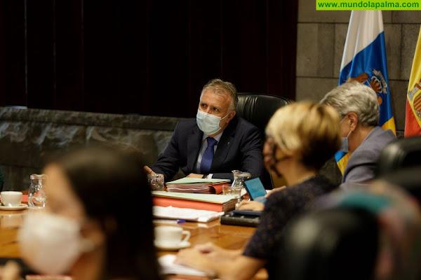 El Consejo de Gobierno autoriza a la consejera de Economía a conceder ayudas del Plan Extraordinario de Empleo de más de 150.000 euros