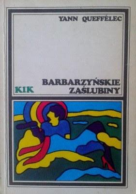 Okładka książki Barbarzyńskie zaślubiny