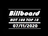 BILLBOARD HOT 100 TOP 10 - HITS NOVEMBER 7, 2020 (07/11/2020) - PLAYLIST