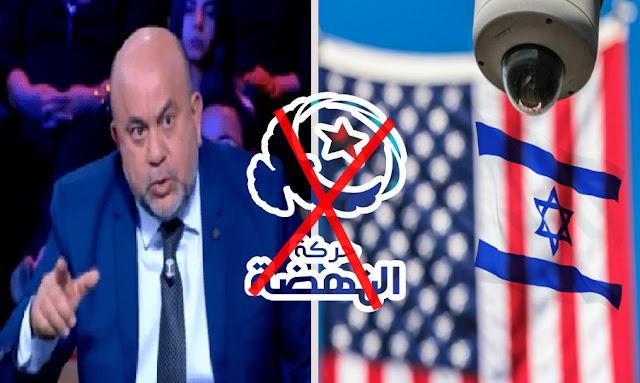 عماد بن حليمة يوجه رسالة للأمريكان : هزو علينا الخوانجية و توا نطبعو مع الصهاينة أرحم