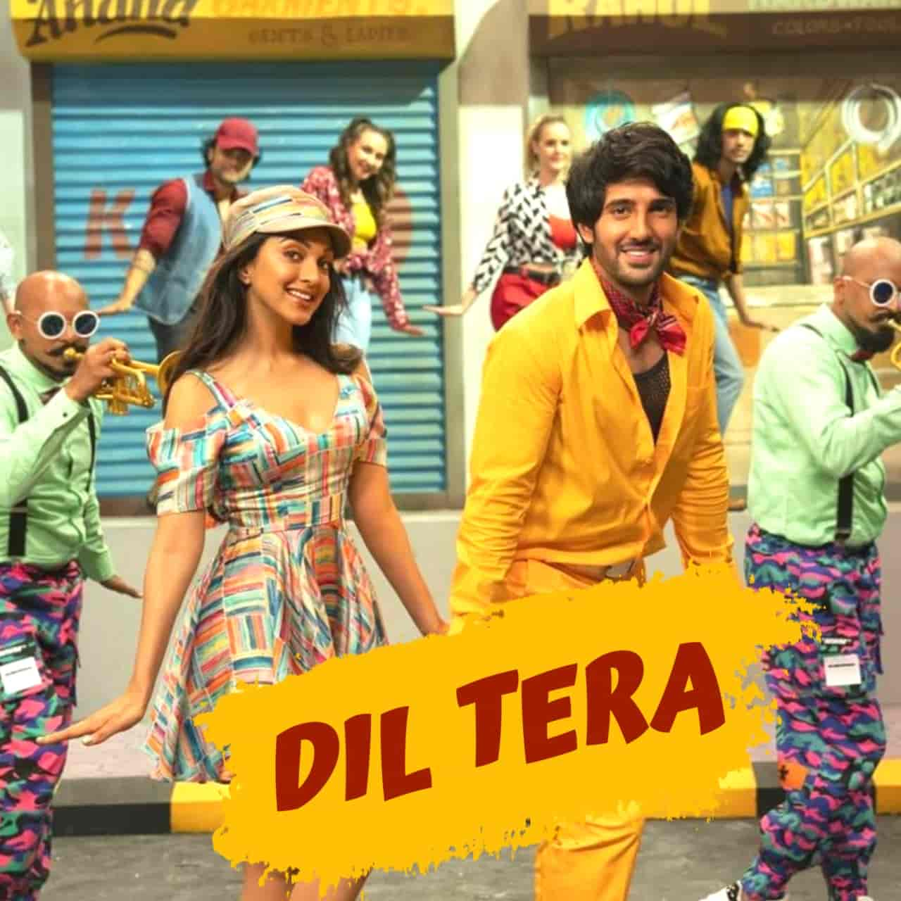 Finally the third song Dil Tera from Kiara Advani starrer most awaited upcoming movie Indoo Ki Jawani has released which has sung in the voices of Benny Dayal and Neeti Mohan.