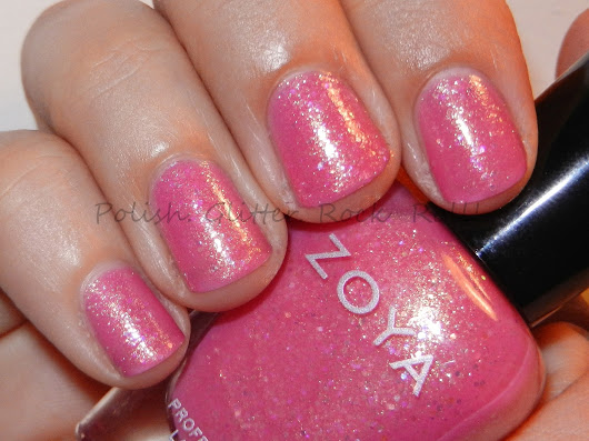 Polish. Glitter. Rock & Roll!: Zoya Harper
