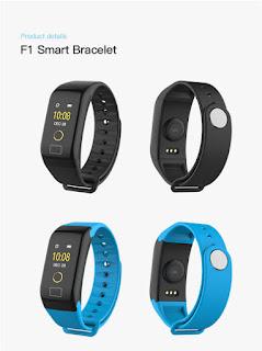braccialetto smart f1 plus