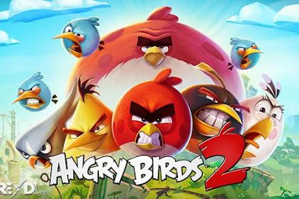 Angry Birds 2 v2.36.1 Mod Apk+Data