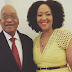 Tobeka Madida Zuma says her marriage to JZ is as 'solid as a rock'