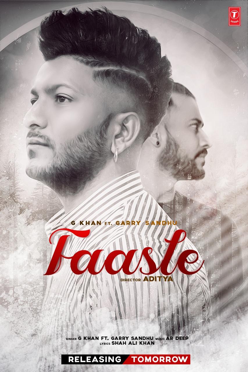 Faasle Lyrics - G Khan Ft Garry Sandhu New Song 2019
