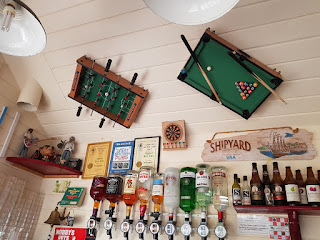 The Games Mezzanine at The Signal Box Inn