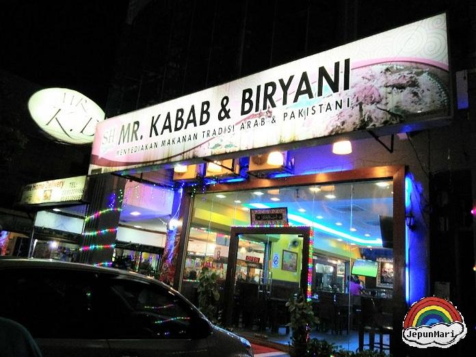 Mr.Kabab & Biryani, Cyberjaya