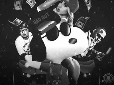 Snoopy versione trap in atteggiamento da gangster tra i soldi