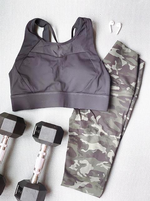 Budget friendly active wear