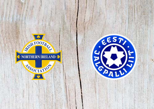 Northern Ireland vs Estonia - Highlights 21 March 2019