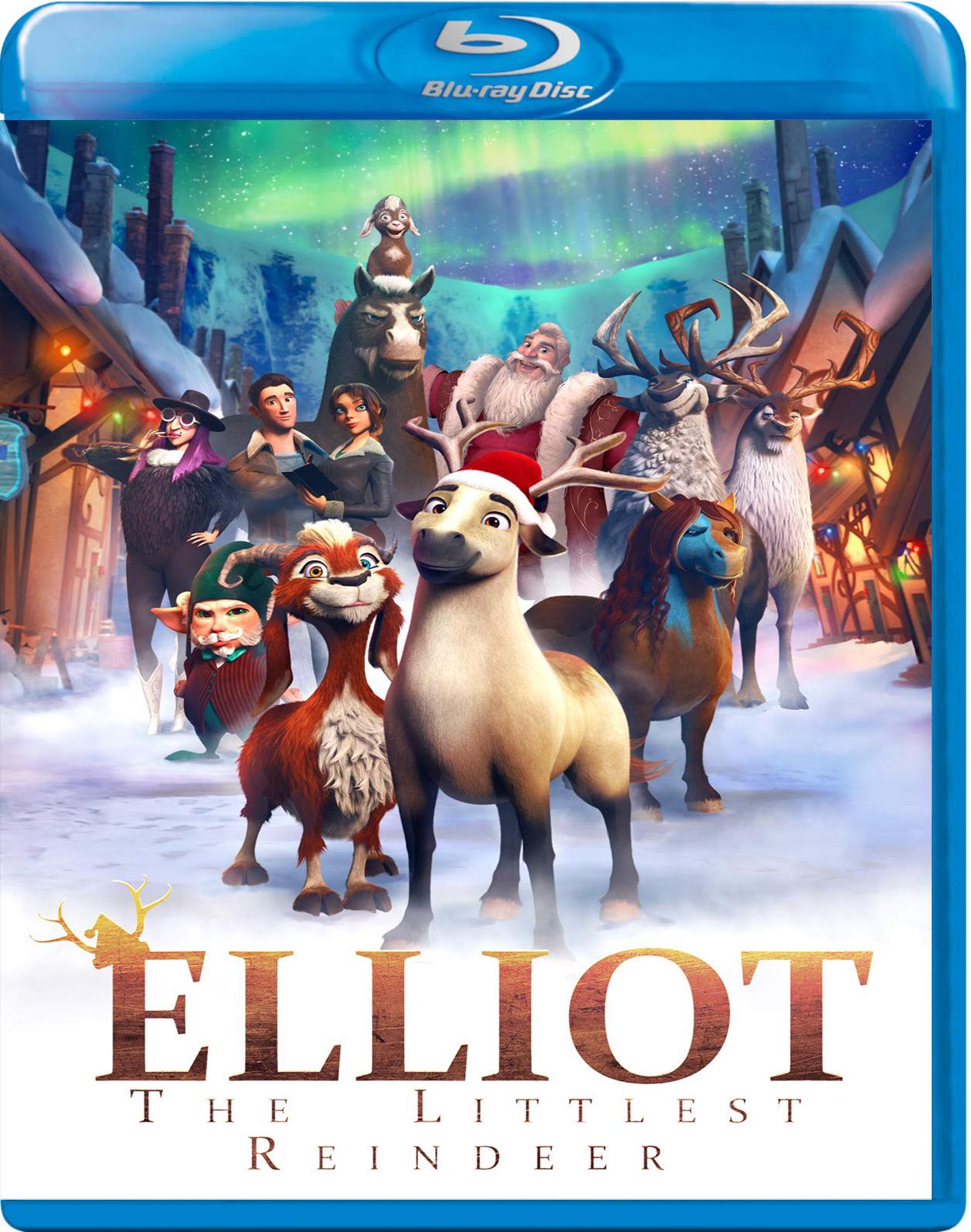 Elliot the Littlest Reindeer [2018] [BD25] [Latino]