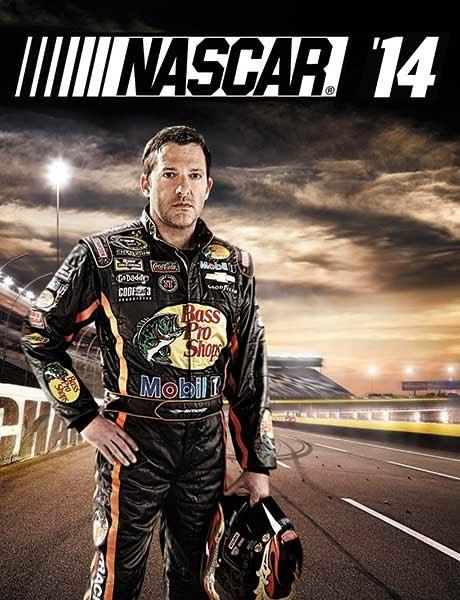 NASCAR2B27142Bcover2Bart - Nascar 14 [INGLES] [DVD5] [2014] [ULD]