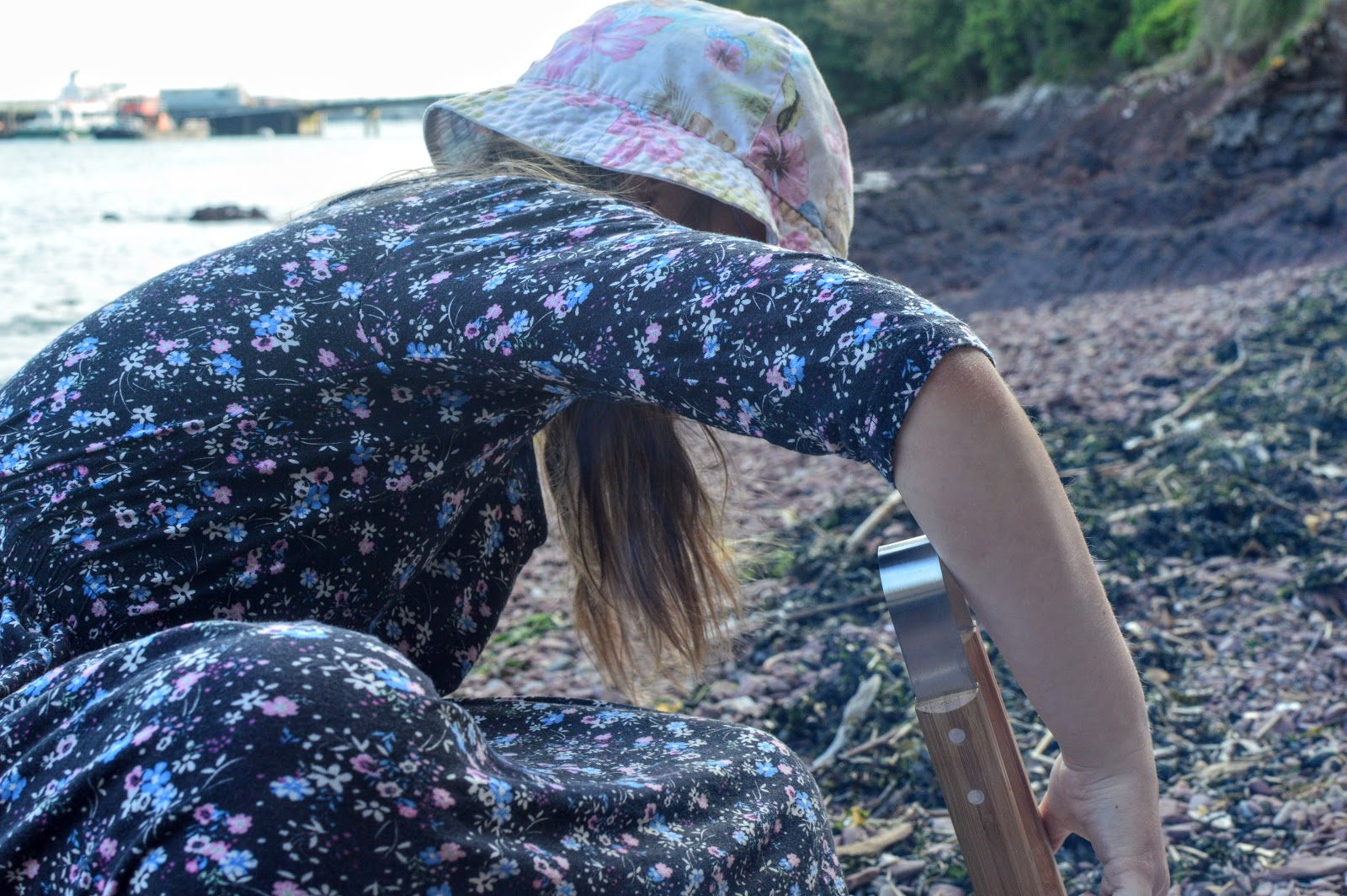 , After School Adventures at Conduit Bay, Pembrokeshire