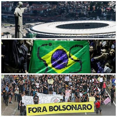 BRASIL, UN PAÍS EN EMERGENCIA VUELVE A ALBERGAR LA COPA AMÉRICA