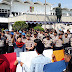 Kapolres Jember Pimpin Langsung Pengamanan Aksi Santri Terkait Polemik JFC