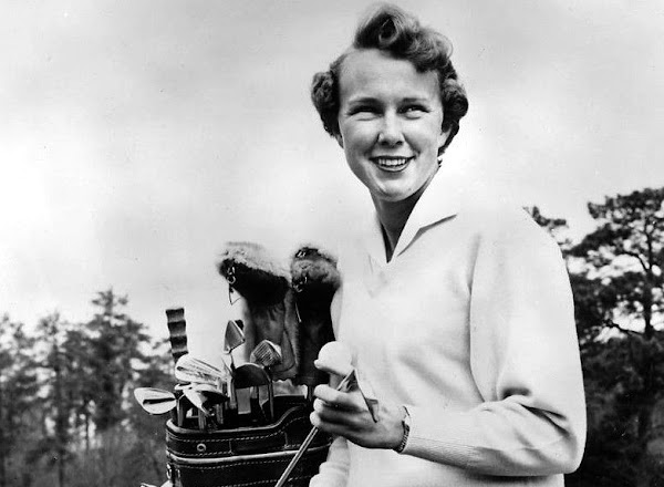 Mickey Wright won four consecutive majors on the LPGA Tour