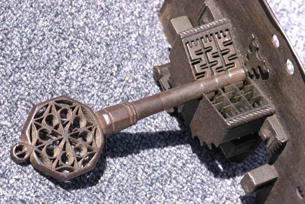 Kajiya The Key To The Lock
