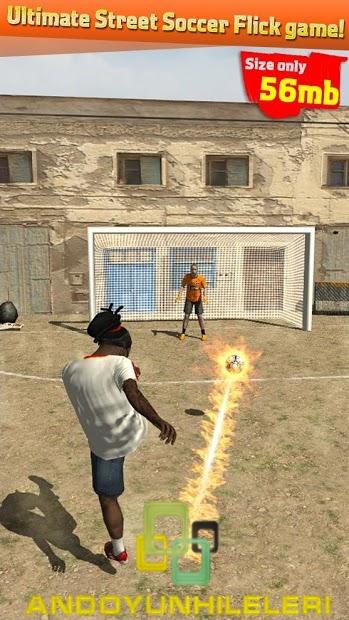 Street Soccer Flick Para Hileli APK