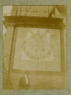 san Vittore al teatro: meridiana-orologio solare