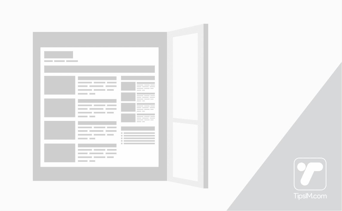 Panduan AdSense : Keterbukaan Website