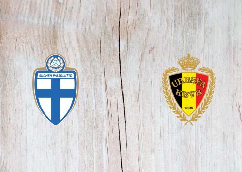 Finland vs Belgium -Highlights 21 June 2021