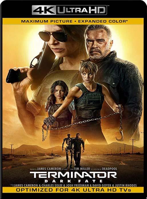 Terminator: Destino Oscuro (2019) 4K 2160p UHD [HDR] Latino [GoogleDrive]