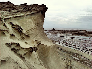 Biri island rock formations, magassang, bel-at, northern samar, little pinay explorer