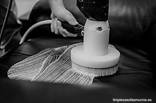 sistema limpieza tapicerias murcia