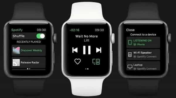 Spotify Kini Bisa Diputar Streaming Di Apple Watch