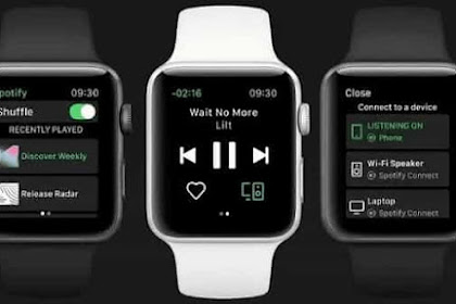 Spotify Kini Bisa Diputar Streaming Di Apple Watch