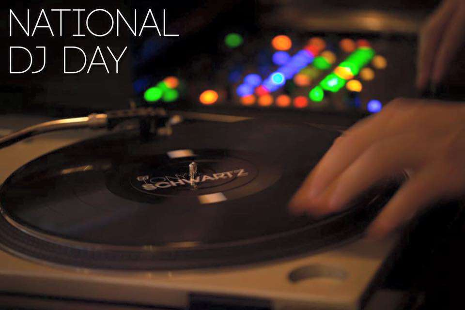 National DJ Day Wishes Images download