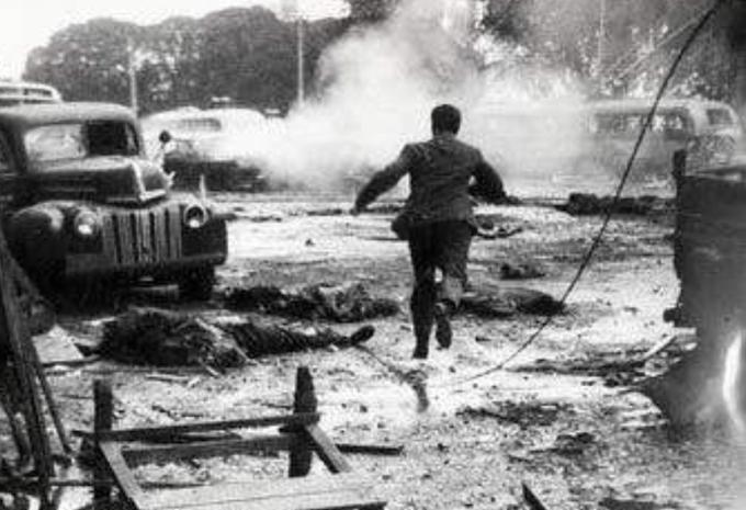 A 64 años de la mal llamada Revolución Libertadora y el Bombardeo en Plaza de Mayo