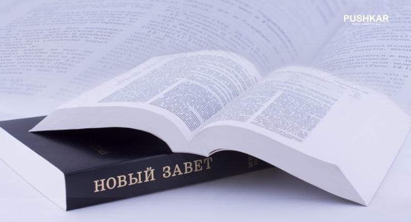 КНИГА ЖИЗНИ, КОТОРУЮ ДАРОВАЛ БОГ. НОВЫЙ ЗАВЕТ – ИСТИНА И СИЛА БОЖИЯ.